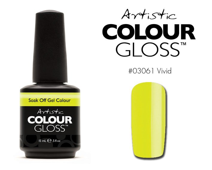 COLOUR GLOSS VIVID