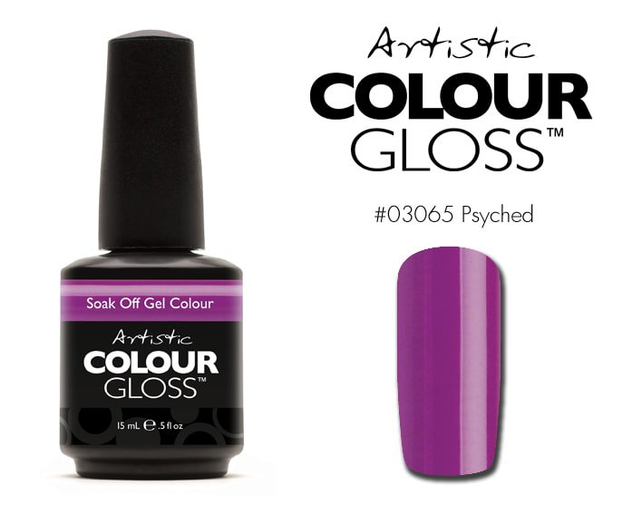 COLOUR GLOSS PSYCHED