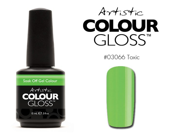 COLOUR GLOSS TOXIC