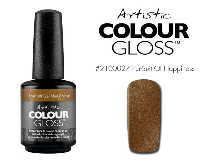COLOUR GLOSS PUR-SUIT OF HAPPINESS 15ML