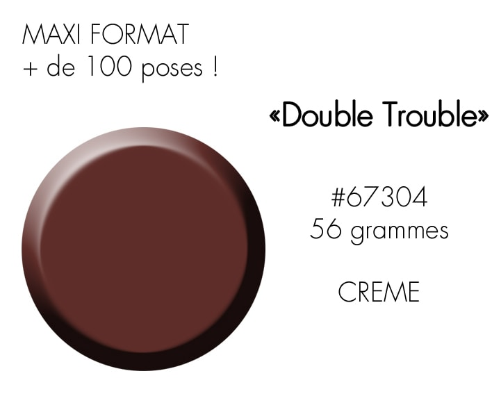 DOUBLE TROUBLE 56GR : chataigne