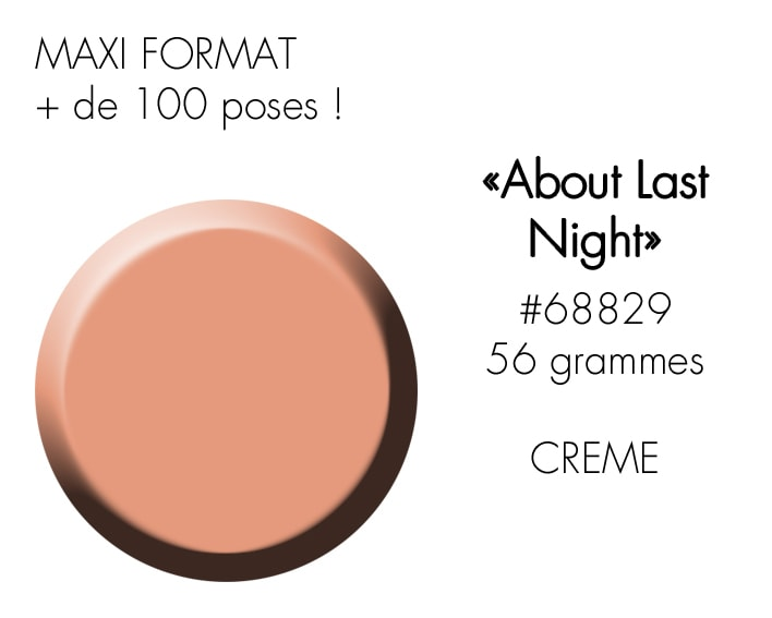 ABOUT LAST NIGHT 56GR : NUDE