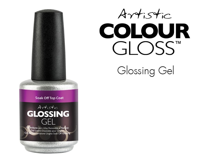 TOP COAT GLOSS 15ML