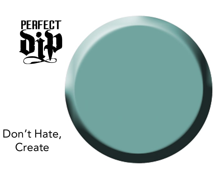 COULEUR DON'T HATE, CREATE