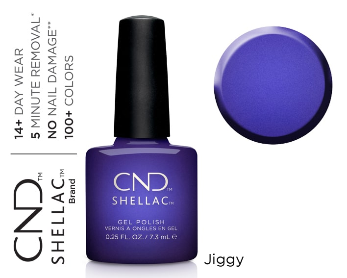 SHELLAC JIGGY 7,3ML
