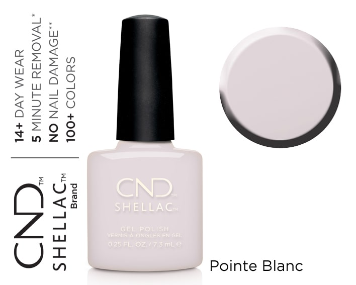 SHELLAC POINTE BLANC 7,3ML