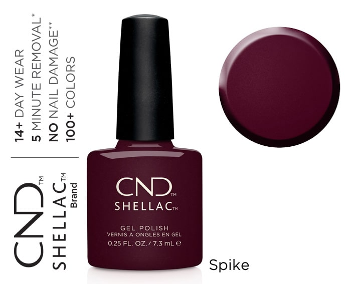 SHELLAC SPIKE 7,3ML