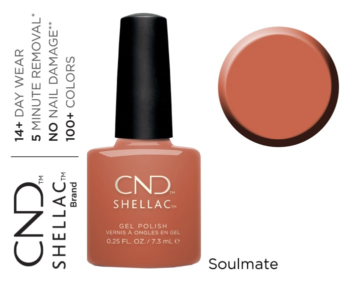 Vernis permanent Shellac Soulmate