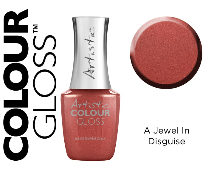COLOUR GLOSS A JEWEL IN DISGUISE 15ML