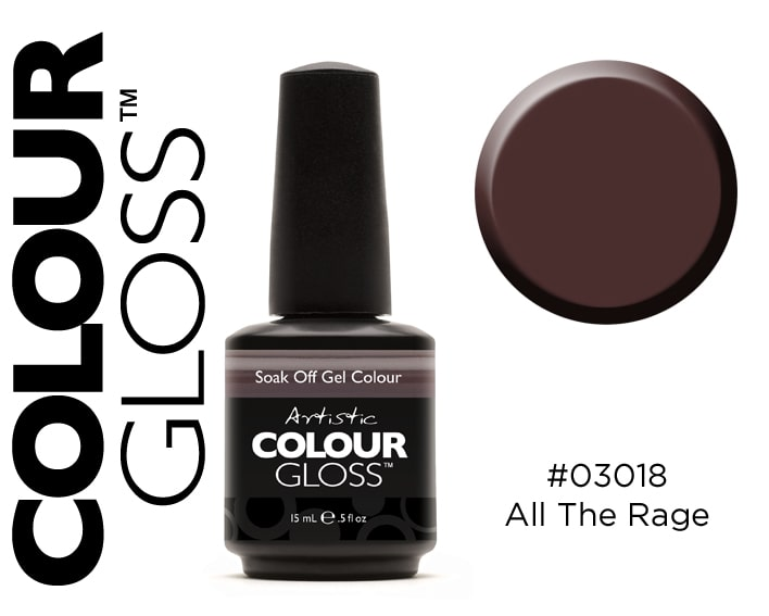 COLOUR GLOSS ALL THE RAGE