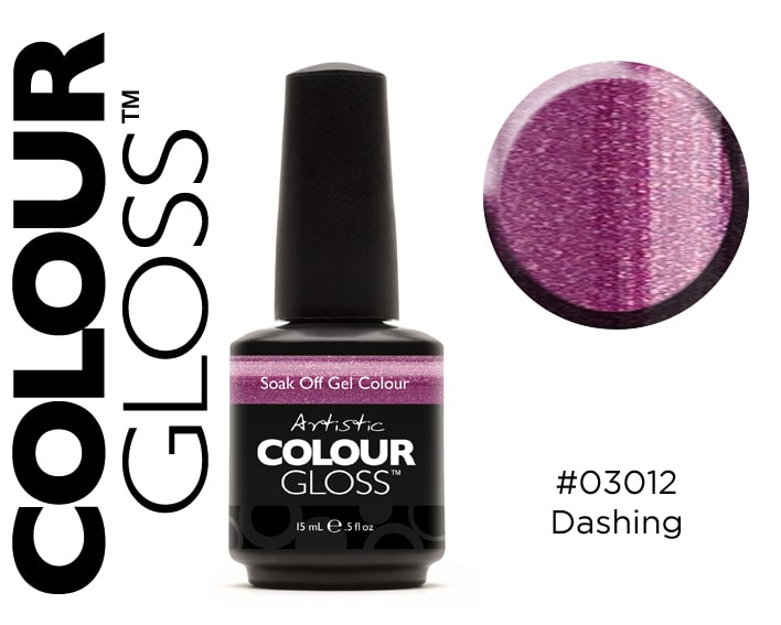 COLOUR GLOSS DASHING / MAUVE