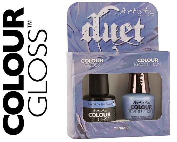 COLOUR GLOSS DENIMIST 15ML