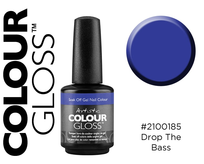 COLOUR GLOSS DROP THE BASS 15ML