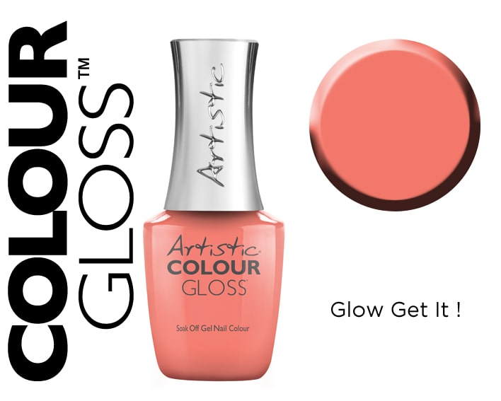 COLOUR GLOSS GLOW GET IT 15ml