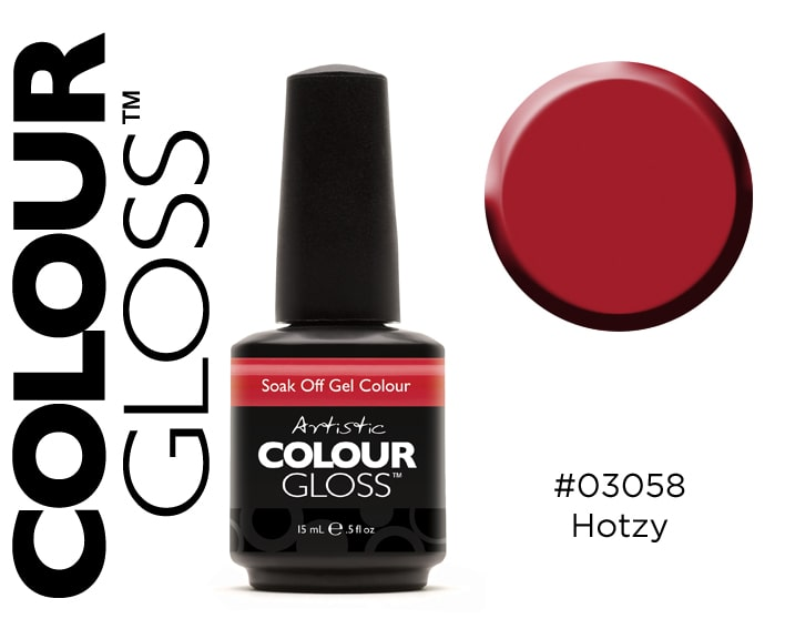 COLOUR GLOSS HOTZY