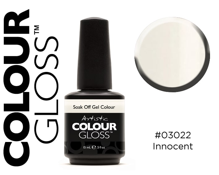 COLOUR GLOSS INNOCENT / BLANC DOUX