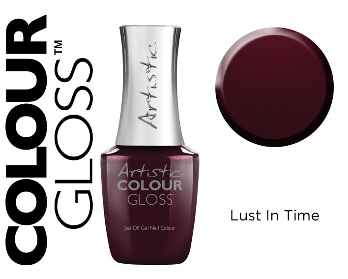 COLOUR GLOSS LUST IN TIME 15ML