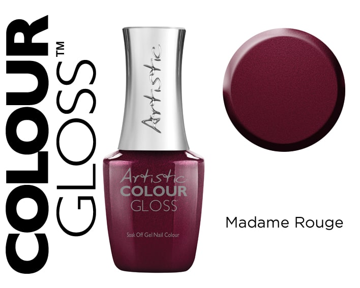 COLOUR GLOSS MADAME ROUGE 15ML