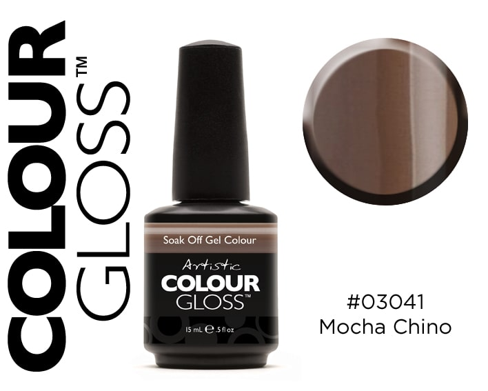 COLOUR GLOSS MOCHA CHINO / MARRON CLAIR