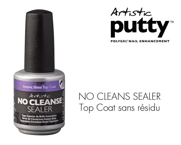 PUTTY NO CLEANS SEALER