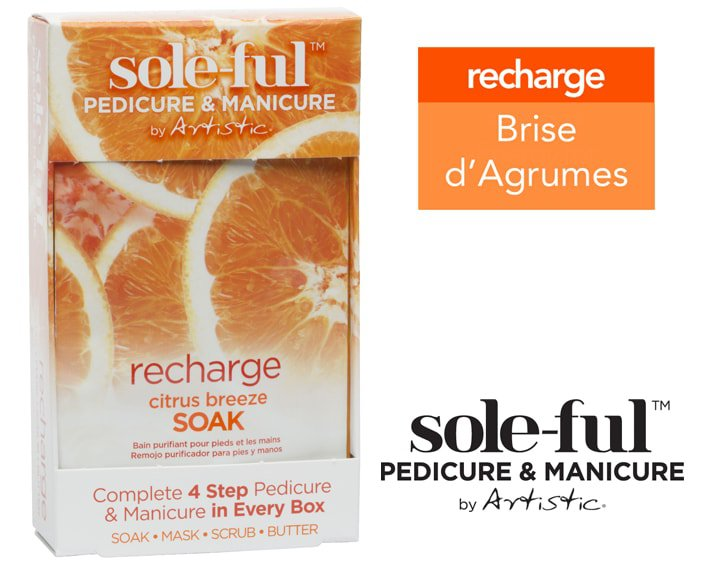 SOLE-FUL RECHARGE