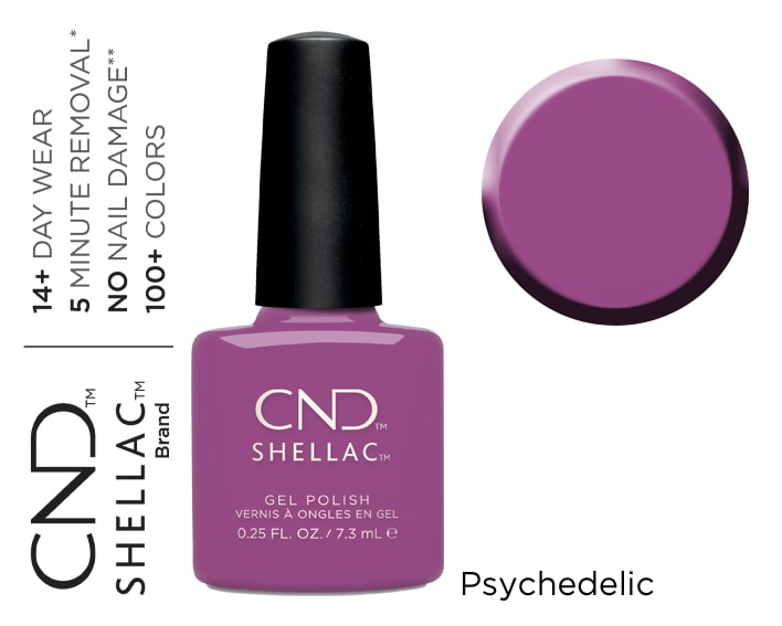 SHELLAC PSYCHEDELIC 7.3ML