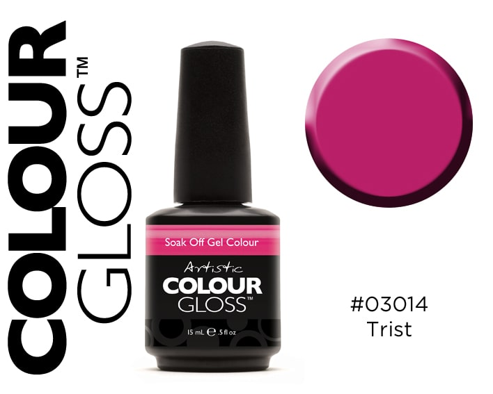 COLOUR GLOSS TRIST / ROSE BONBON