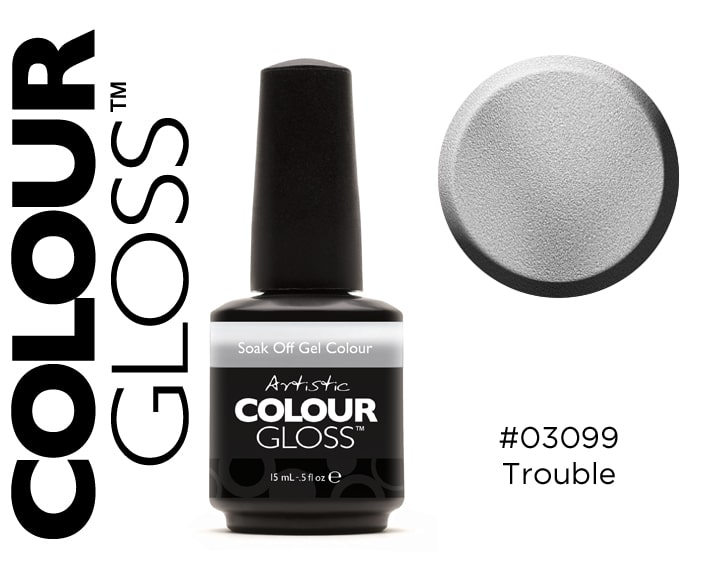 COLOUR GLOSS TROUBLE